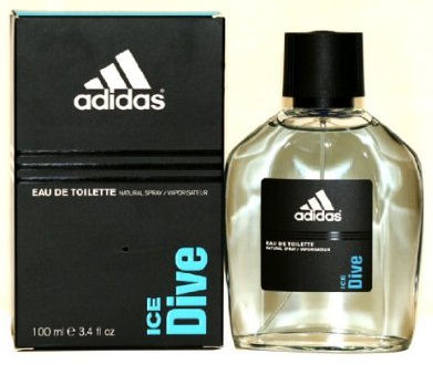 Ice Dive Eau de Toilette Spray 3.4oz